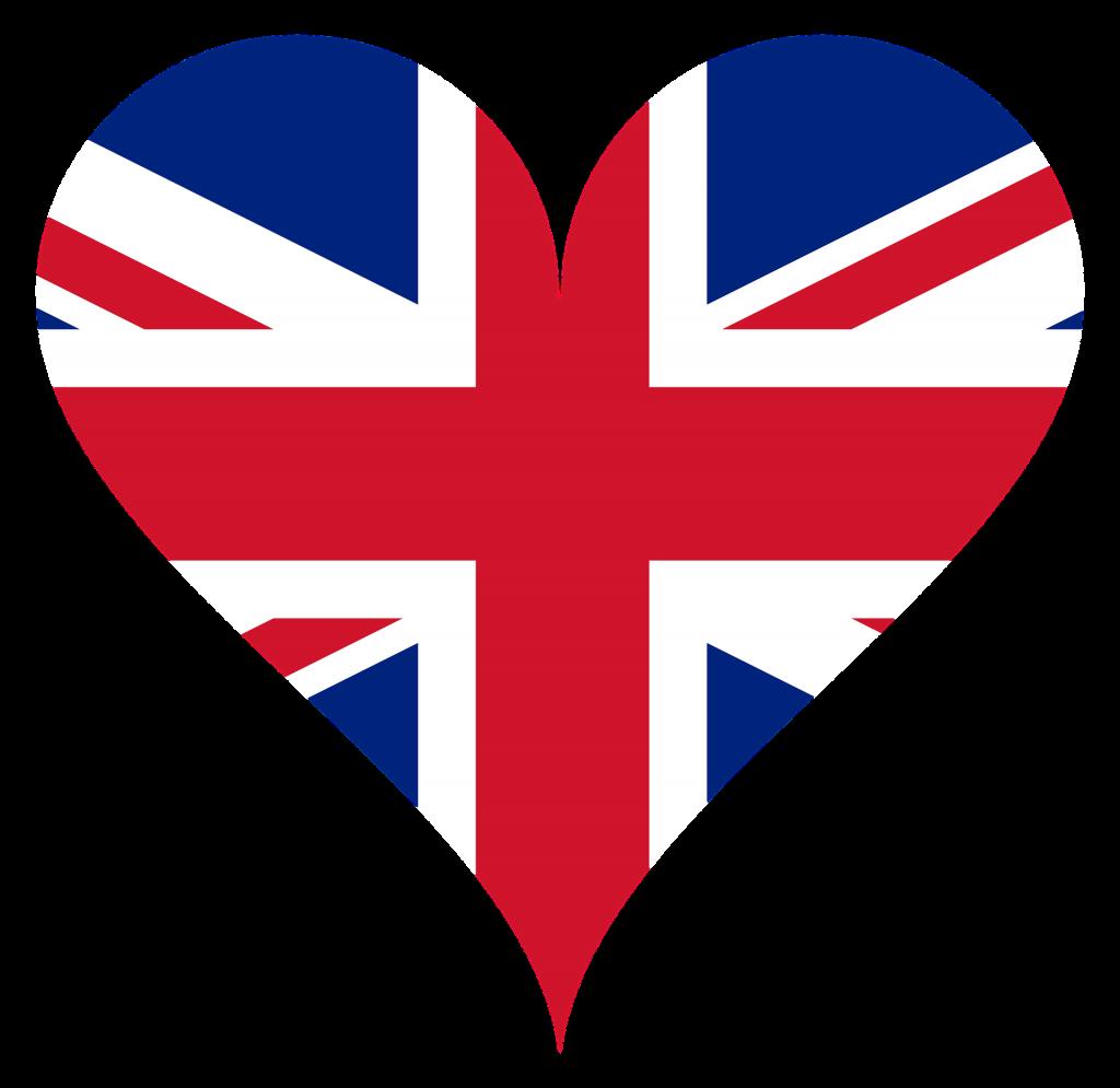 Herz Englisch