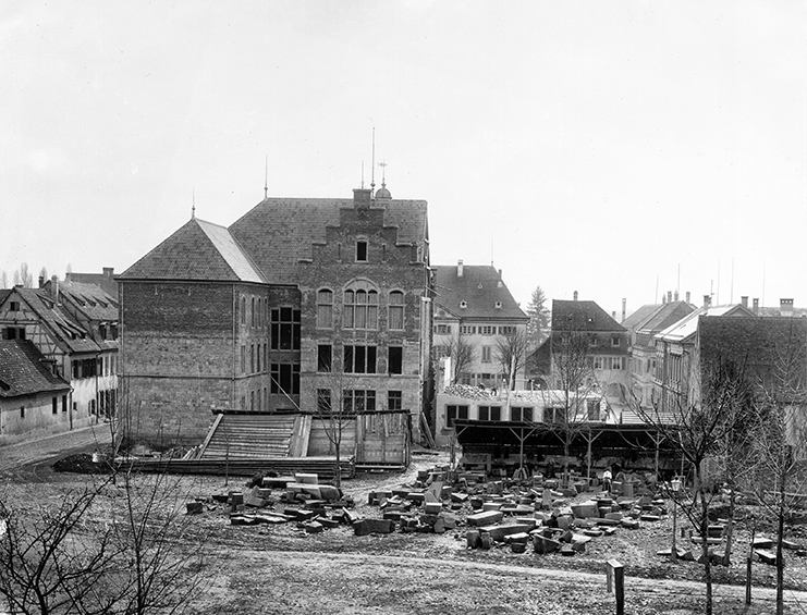 Neubau 1901